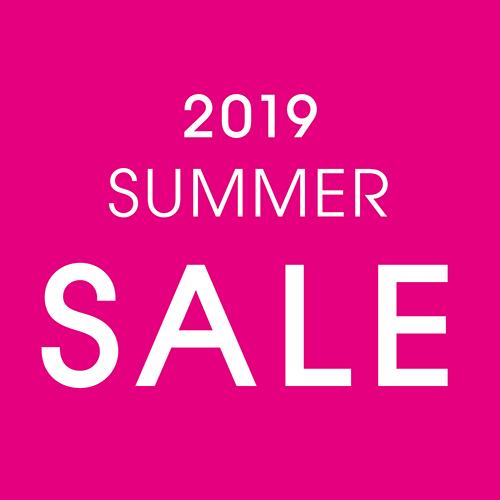 6/28(金)~<br>2019 SUMMER SALE