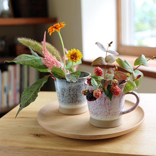 【まいにちと花】<br> 長月9月 「ゆきあう季節に」