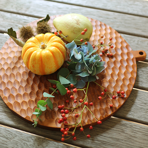 【まいにちと花】<br> 神無月10月 「実りの秋を迎えて」