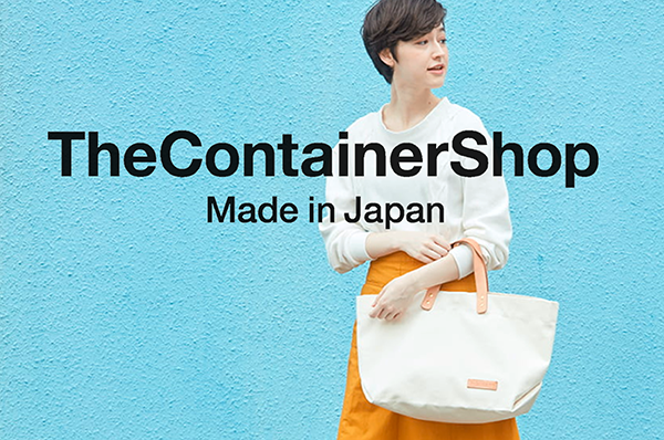 THE CONTAINER SHOP [ザ コンテナショップ]  トートバッグ