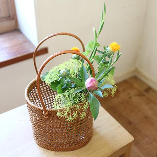 【まいにちと花】<br> 皐月5月 「ありがとう」
