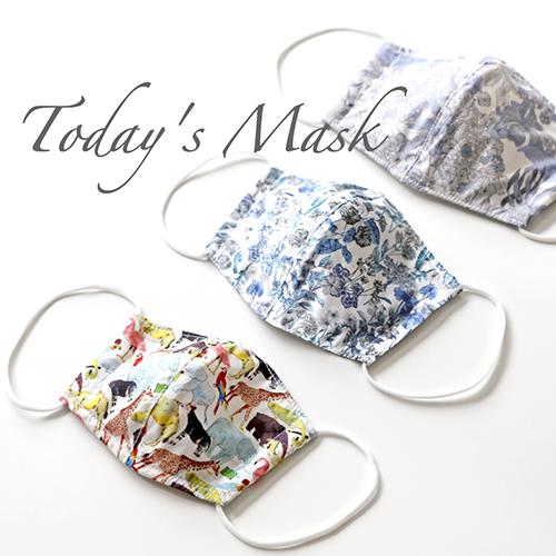 9/18(金)~10/15(木)<br>Today's Mask トゥデイズマスク