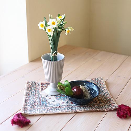 【まいにちと花】<br> 睦月1月 「新春は凛々と」