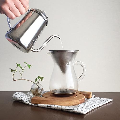 【スタッフのおうち時間】<br>ゆったりと味わうコーヒータイム