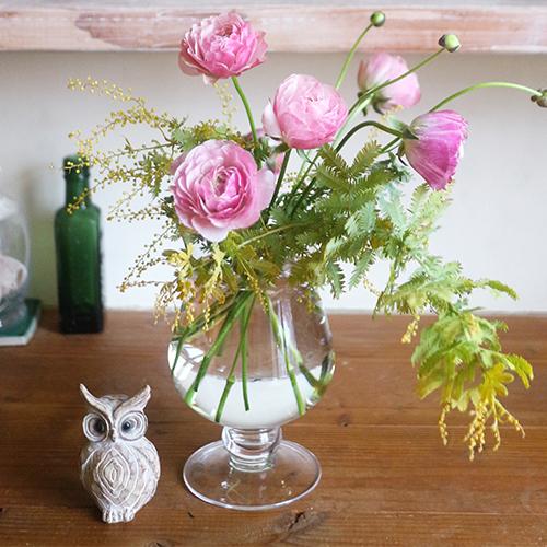 【まいにちと花】<br> 如月2月 「春を呼び込んで」